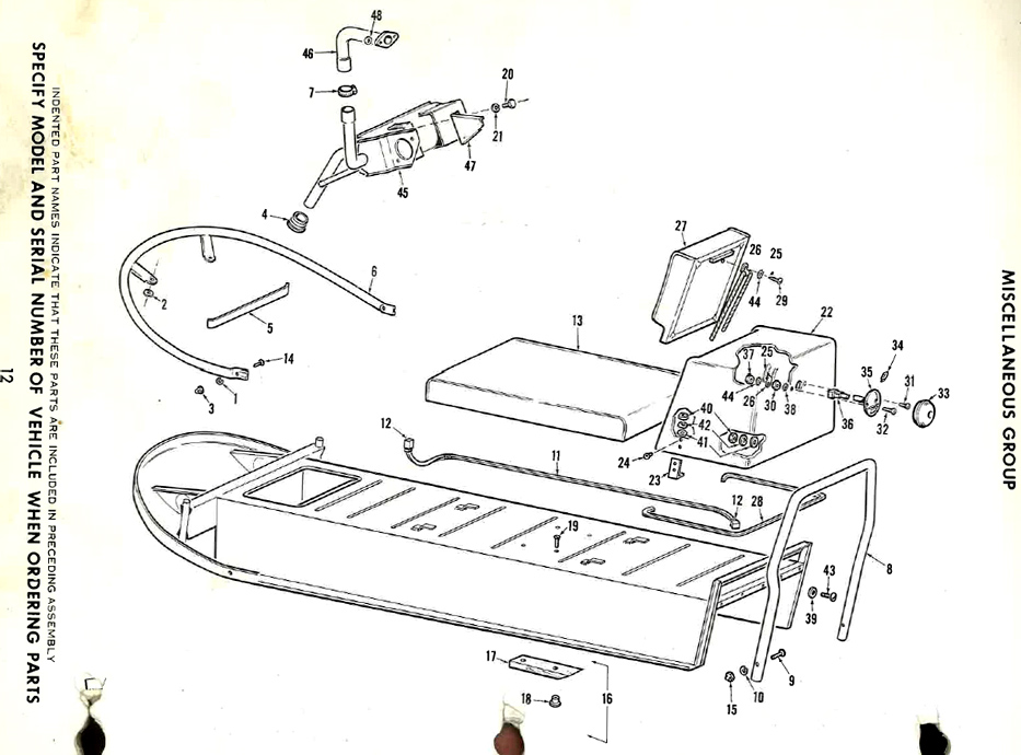 Omc Snowmobile Parts Diagram Great Installation Of Wiring Diagram
